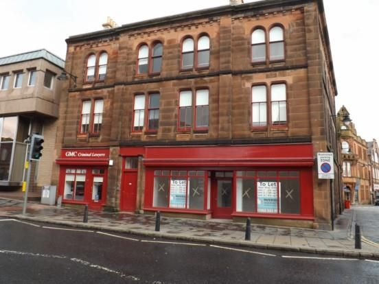 Thumbnail Flat to rent in Nelson Street, Kilmarnock
