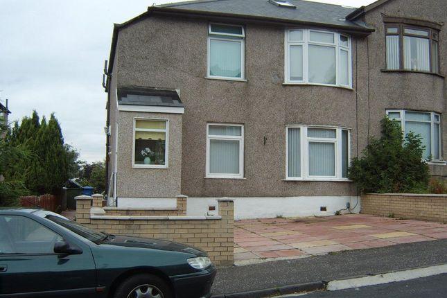 Thumbnail Flat to rent in Montford Avenue, Glasgow