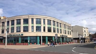 Thumbnail Restaurant/cafe to let in 72 - 74 Promenade &, 2-6 Church Street, Blackpool, Lancashire