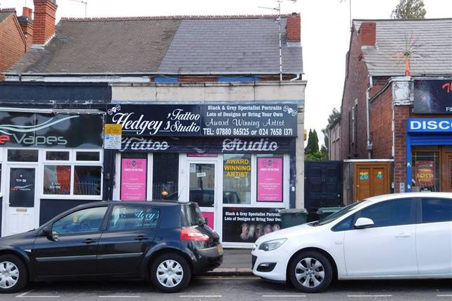 Thumbnail Commercial property for sale in 28 Holbrook Lane, Coventry, West Midlands
