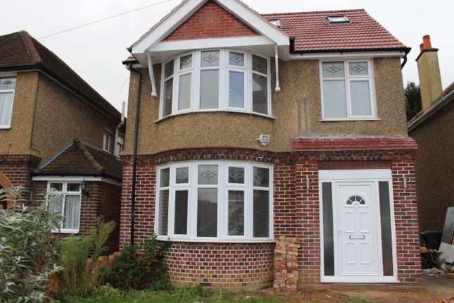 Thumbnail Detached house for sale in Quaves Road, Langley