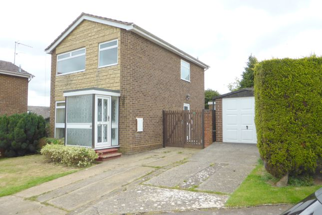 Thumbnail Detached house to rent in Coppice Close, Banbury