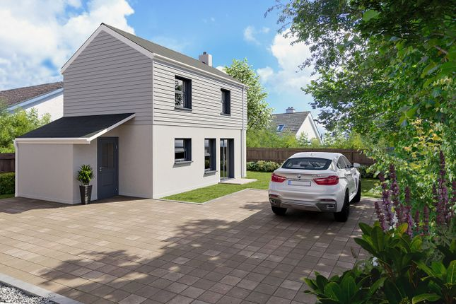 Thumbnail Detached house for sale in The Square, Mawnan Smith, Falmouth