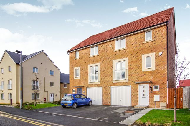 Semi-detached house for sale in Newlands Lane, Emersons Green, Bristol