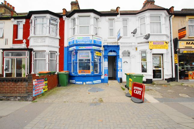 Retail premises to let in Green Street, London
