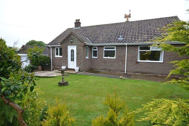 Thumbnail Detached bungalow for sale in Mill Lane, Cloughton, Scarborough