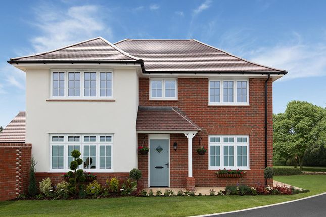 """Thumbnail Detached house for sale in """"Shaftesbury"""" at Balcombe Road, Haywards Heath"""