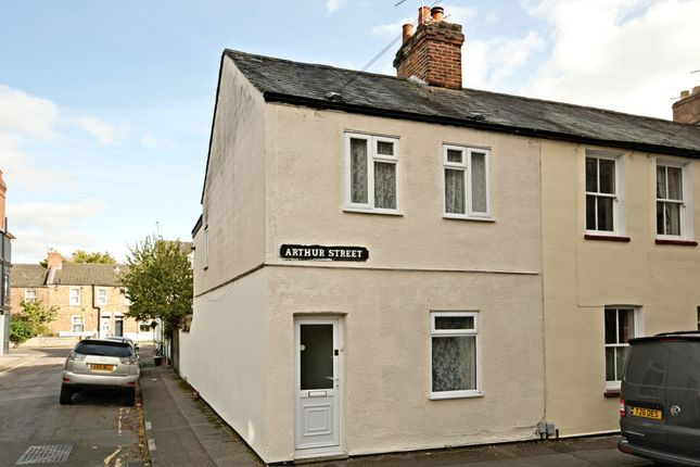 Thumbnail End terrace house to rent in Arthur Street, Oxford