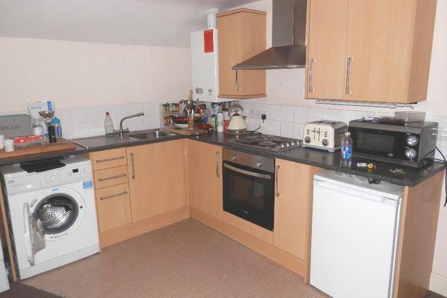 Thumbnail Flat to rent in Bread Street, Penzance