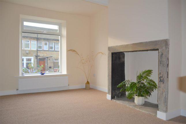 Thumbnail Terraced house for sale in Longwood Gate, Longwood, Huddersfield