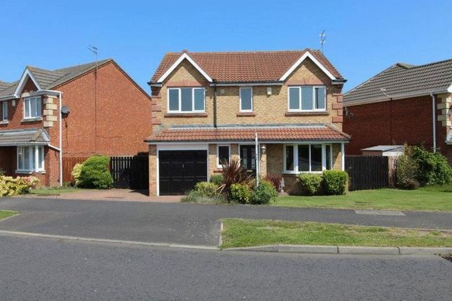 Thumbnail Detached house for sale in Sweetbriar Way, Blyth