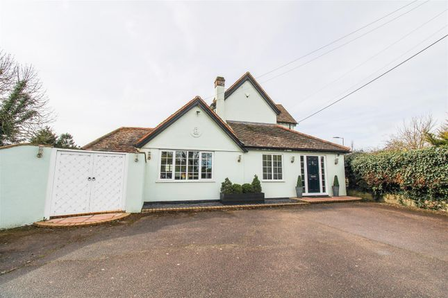 Thumbnail Semi-detached house for sale in Water Lane, Roydon, Harlow