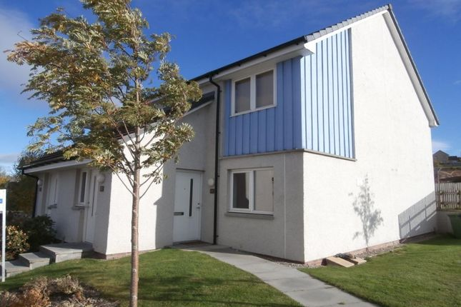 Thumbnail Flat for sale in Knocknagael, Inverness