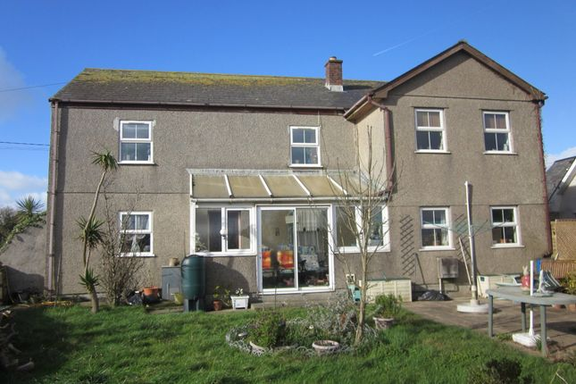 Thumbnail Detached house for sale in Gwithian Road, Connor Downs, Hayle