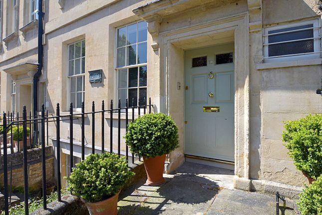 Thumbnail Terraced house for sale in Catharine Place, Bath