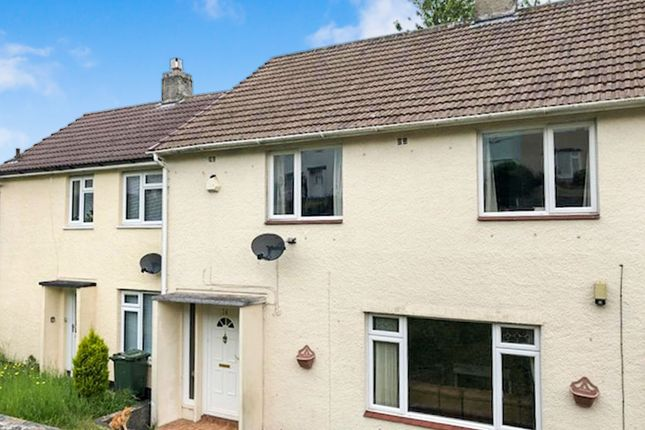 Thumbnail Terraced house for sale in Melrose Avenue, Plymouth
