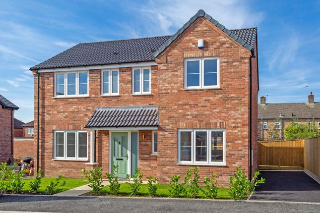 Thumbnail Detached house for sale in The Fossards, Selby