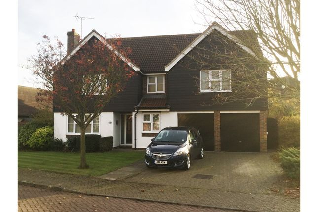 Thumbnail Detached house for sale in Halyard Reach, South Woodham Ferrers