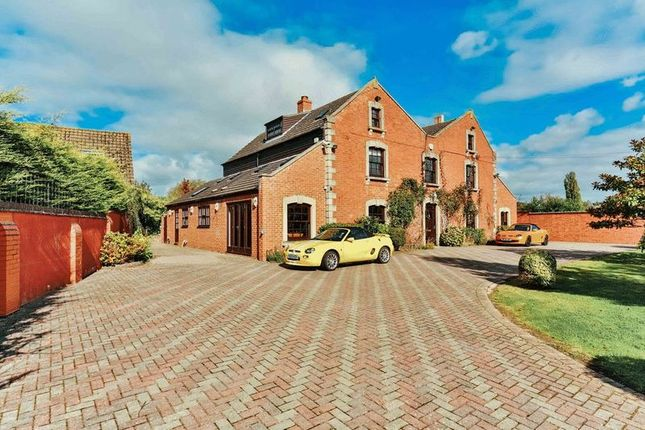 Thumbnail Detached house for sale in Down Hatherley Lane, Down Hatherley, Gloucester
