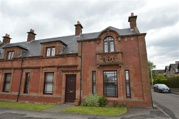 Thumbnail Flat for sale in Cunard Court, Clydebank, Glasgow