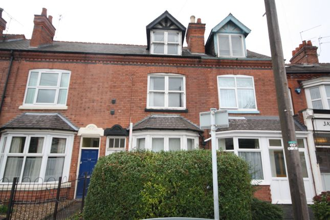 Thumbnail Terraced house to rent in Kirby Road, West End, Leicester