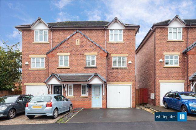 Thumbnail Semi-detached house for sale in Tavington Road, Halewood, Liverpool, Merseyside