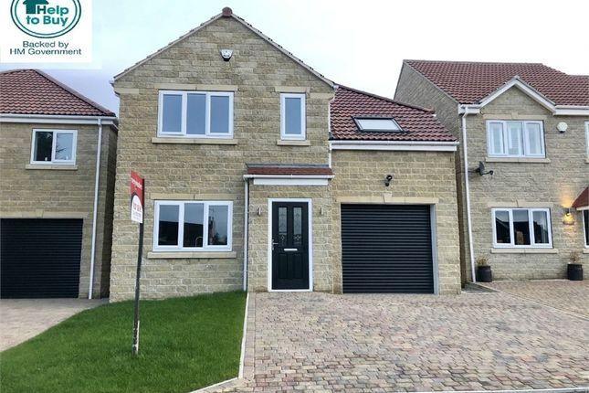 Thumbnail Detached house for sale in Plot 2, Swinston Hill Court, Dinnington, Sheffield, South Yorkshire