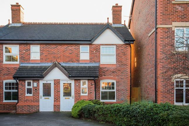 Semi-detached house to rent in Wellcroft Gardens, Lymm