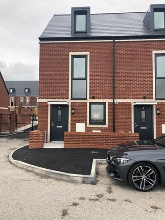 Thumbnail Town house for sale in City Residence, Liverpool