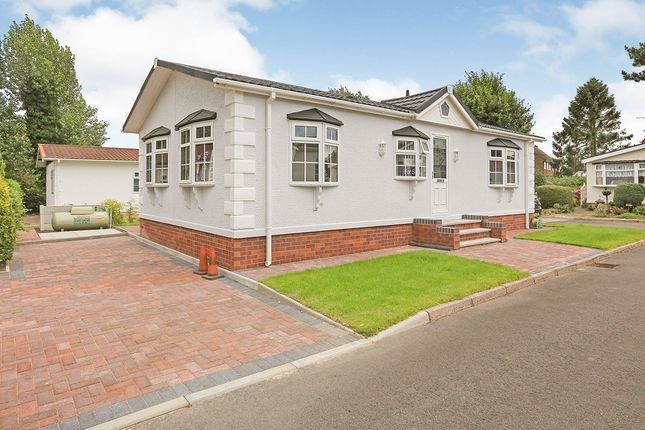 Thumbnail Detached house for sale in Kingswood Mobile Homes, Holyhead Road, Albrighton, Wolverhampton