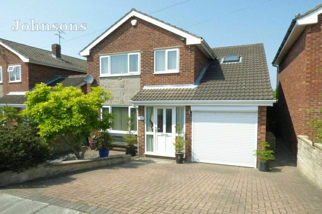Thumbnail Detached house for sale in Alverley Lane, Balby, Doncaster.