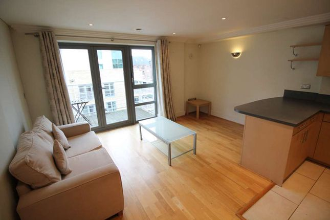 Thumbnail Flat to rent in Moorings House, Tallow Road