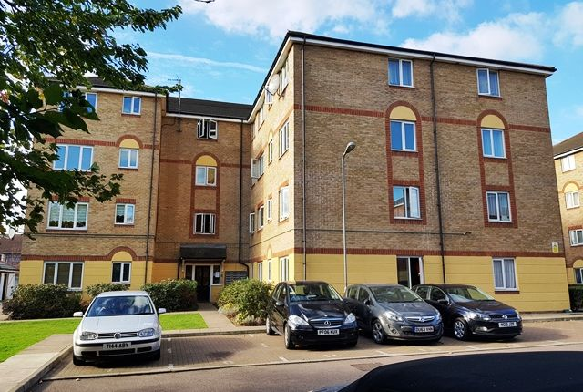 Thumbnail Flat for sale in Culpepper Close, Edmonton