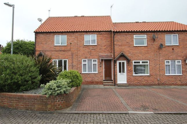 Thumbnail Terraced house to rent in St. Augustines Court, Hedon, Hull