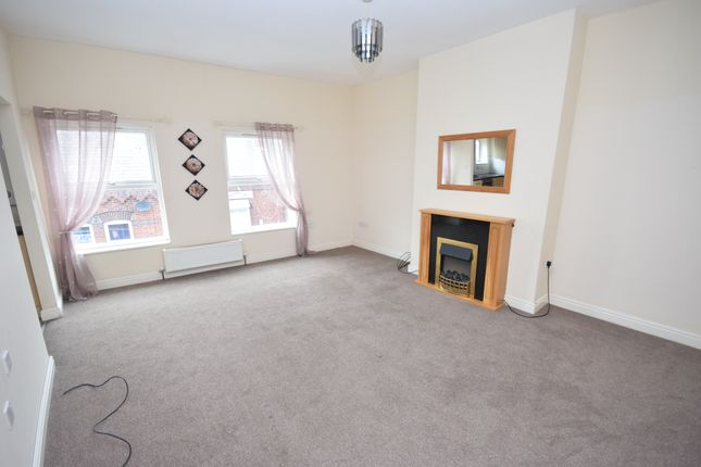 Thumbnail Flat to rent in High Street, Normanton