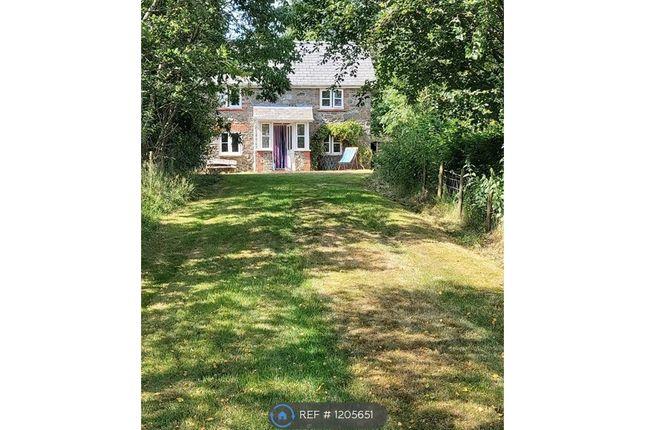 Thumbnail Detached house to rent in Llysdinam, Newbridge On Wye