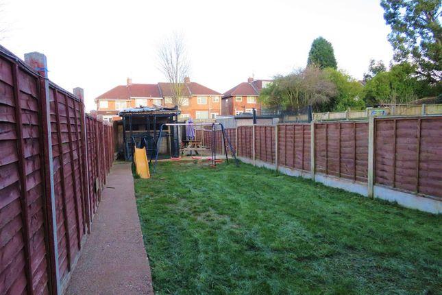 Garden of Sullivan Road, Coventry CV6