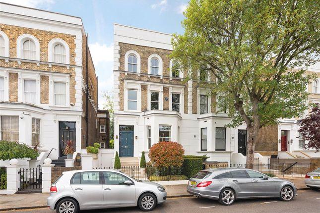 Thumbnail Semi-detached house for sale in Pembroke Gardens, London