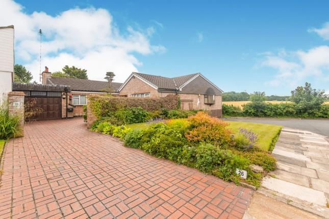 Thumbnail Bungalow for sale in Eccleston Gardens, St Helens, Merseyside, Uk
