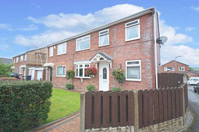 Thumbnail Semi-detached house for sale in Daleview Gardens, Egremont