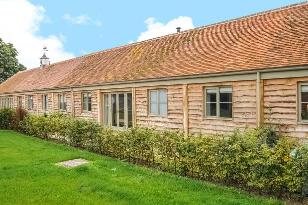 Thumbnail Barn conversion to rent in Park Lane, Stanford In The Vale