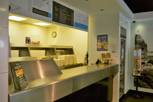 Thumbnail Leisure/hospitality for sale in Fish & Chips YO12, Crossgates, North Yorkshire