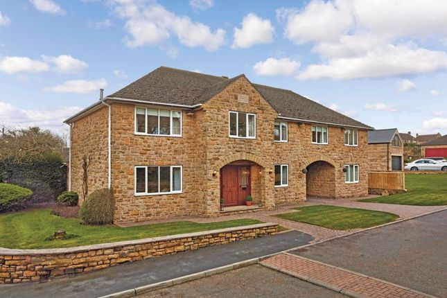 Detached house for sale in Manor Close, Badsworth, Pontefract