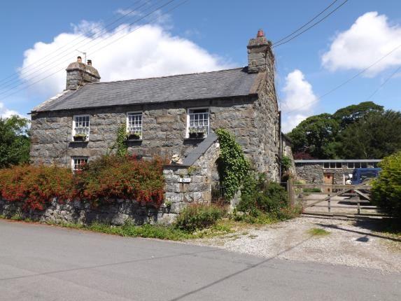 Thumbnail Detached house for sale in Llanfair, Harlech, Gwynedd