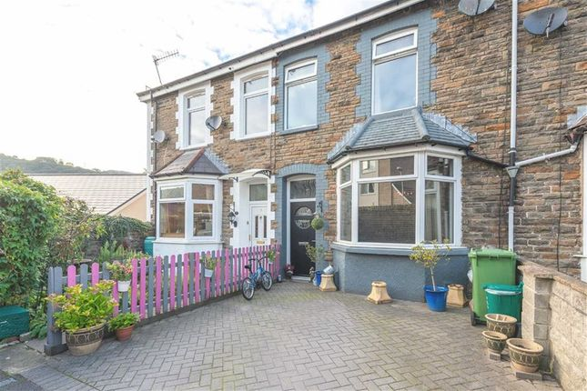 Thumbnail Terraced house for sale in Grongaer Terrace, Pontypridd