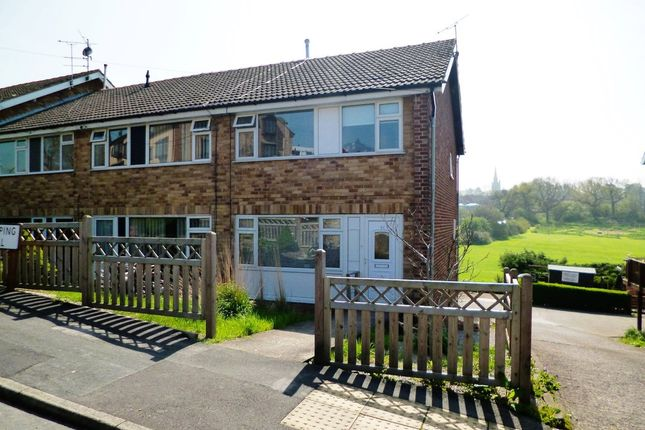 Thumbnail Semi-detached house to rent in Knapping Hill, Harrogate