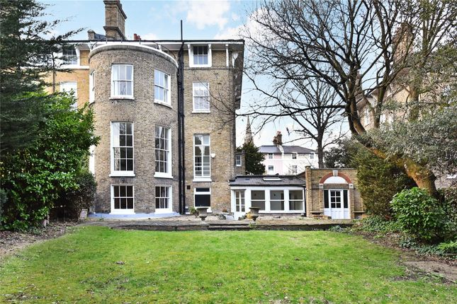 Thumbnail Flat for sale in Church Terrace, London