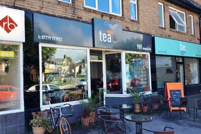 Restaurant/cafe for sale in 989 Abbeydale Road, Sheffield