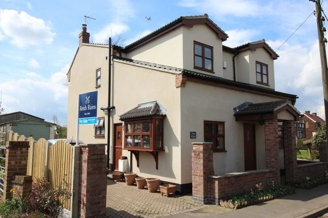 Thumbnail Detached house for sale in Vine House High Street, Wroot, Doncaster