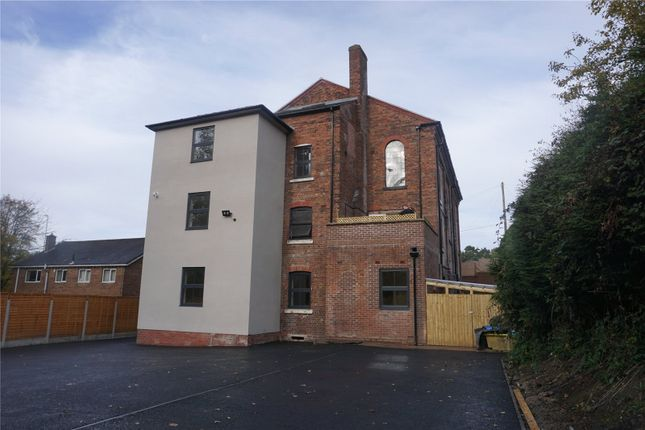 3 bed flat to rent in Wesley Mansions, 4 Station Hill, Telford, Shropshire TF2